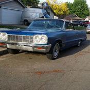 Lowrider Cali Chevrolet Impala Dr Convertible Conversion W Hydraulics