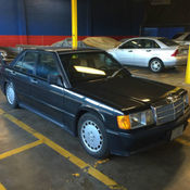 190e 2 6 Manual Transmission - Classic Mercedes-Benz 190