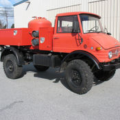 1978 MERCEDES BENZ LA911B DOKA 4X4 EXPEDITION VEHICLE ...