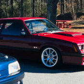 1993 Ford Mustang LX 5 0L 5 speed Kenne Bell, Baer, Maximum