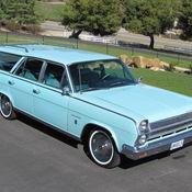 Paso Robles Gmc >> 1962 AMC Rambler Ambassador Wagon - Great condition! - Classic AMC Rambler Ambassador 1962 for sale