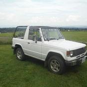 1985 mitsubushi Montero Pajero turbo diesel 4x4 4WD 1984 ...
