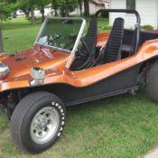 1969 Vw Dune Buggy Classic Volkswagen Beetle Classic