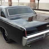 wow 50k miles a c suicide doors 1966 lincoln continental black 24. Black Bedroom Furniture Sets. Home Design Ideas