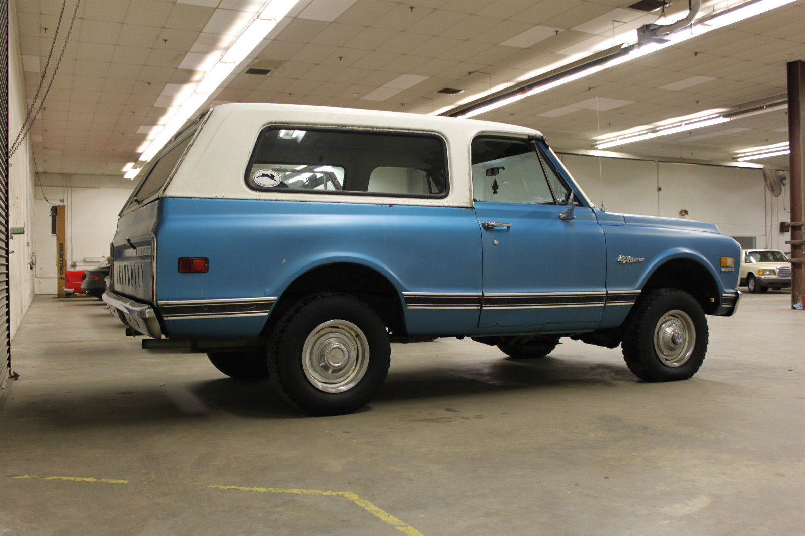 1972 chevy k5 blazer 4x4 4 speed manual trans 350ci classic chevrolet blazer 1972. Black Bedroom Furniture Sets. Home Design Ideas