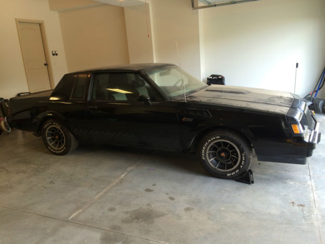 buick regal turbo for sale 87 autos post. Black Bedroom Furniture Sets. Home Design Ideas