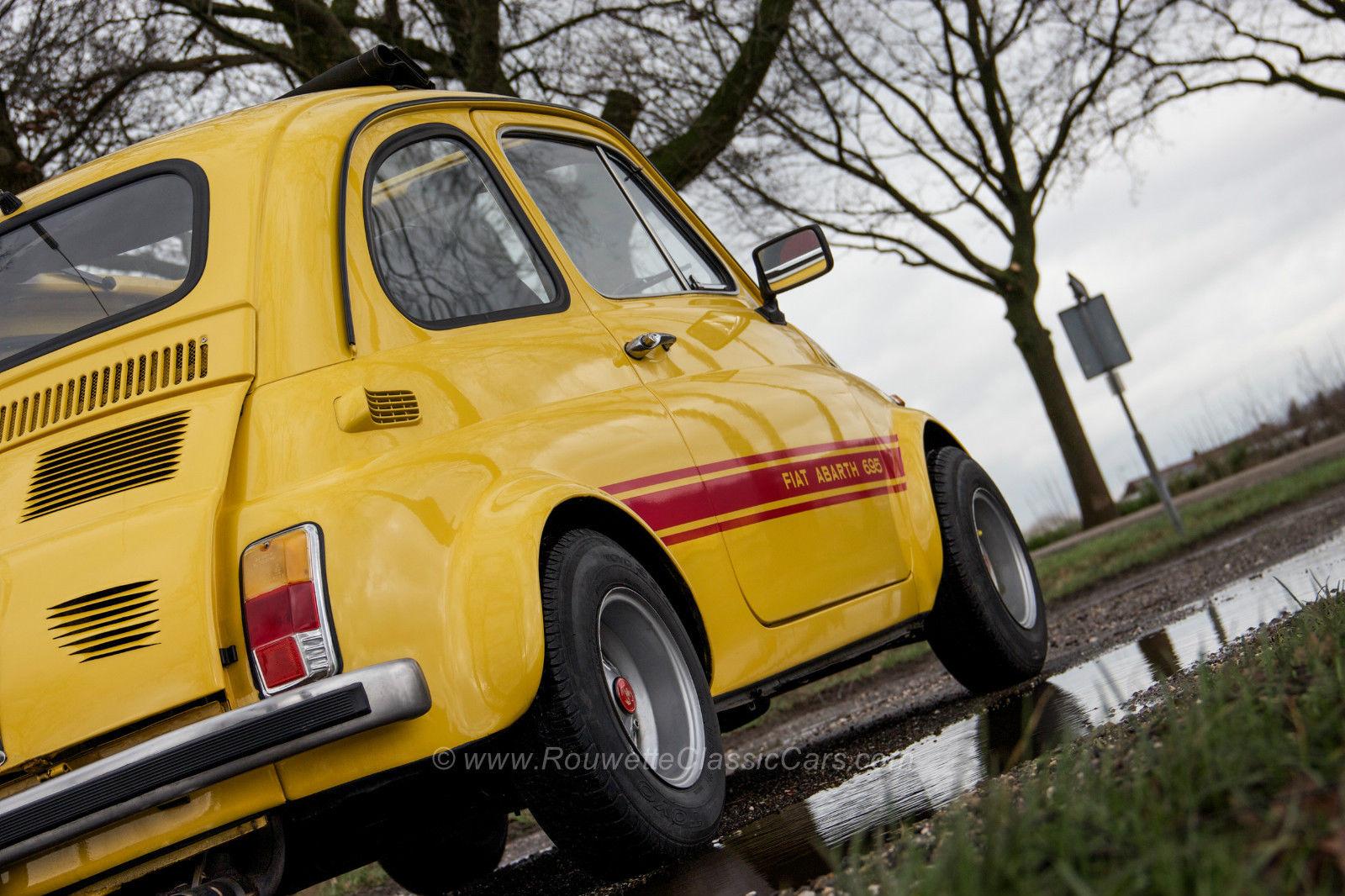 Fiat 500 Abarth Fiat 695 45 50hp Classic Fiat