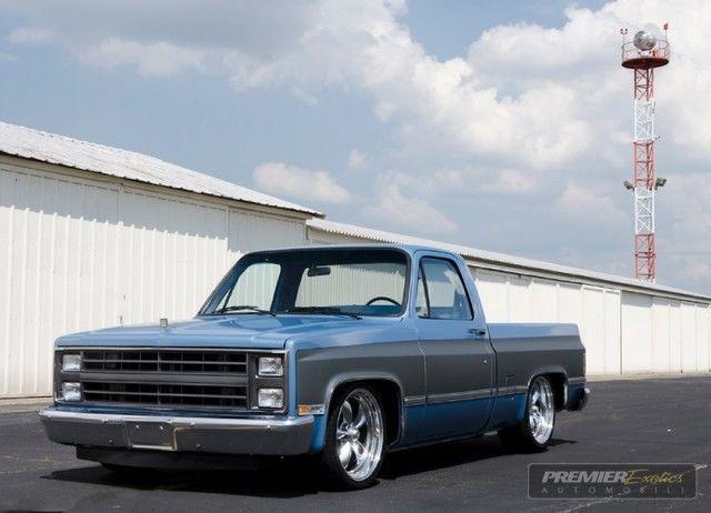 Used Trucks For Sale In Ky >> ** Silverado ** C10 ** Square Body ** Shop Truck ** Sierra ...