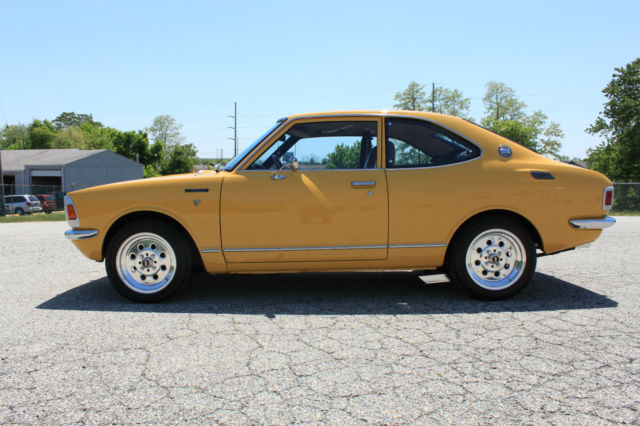 ** SPECTACULAR !! ** 1971 TOYOTA COROLLA COUPE' ** ONLY ...