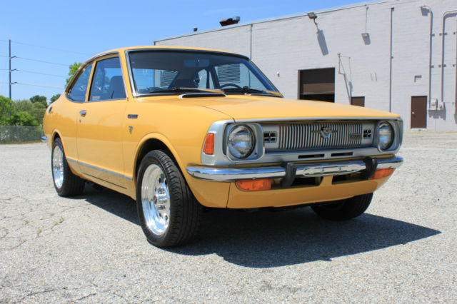 Used Cars In Delaware >> ** SPECTACULAR !! ** 1971 TOYOTA COROLLA COUPE' ** ONLY 58K ORIGINAL MILES !! ** - Classic ...