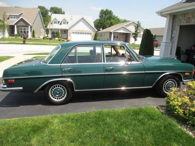 1967 mercedes benz 300 se sedan classic mercedes benz for Mercedes benz 300 se
