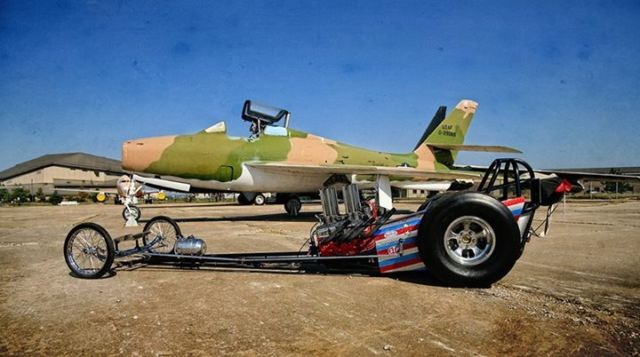 how to build a front engine dragster