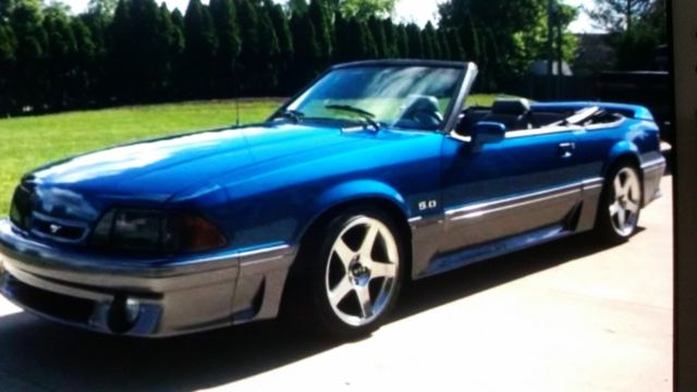 91 Foxbody Cobra 5 0 Gt Classic Ford Mustang 1991 For Sale