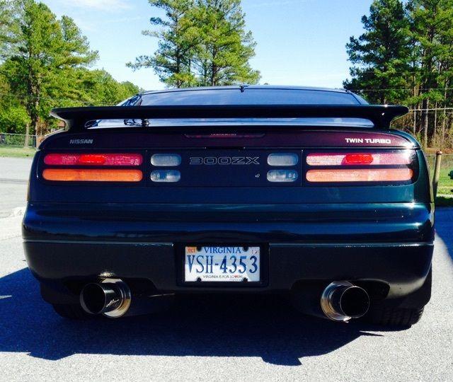 300zx Turbo Power: '94 Nissan 300ZX Twin Turbo