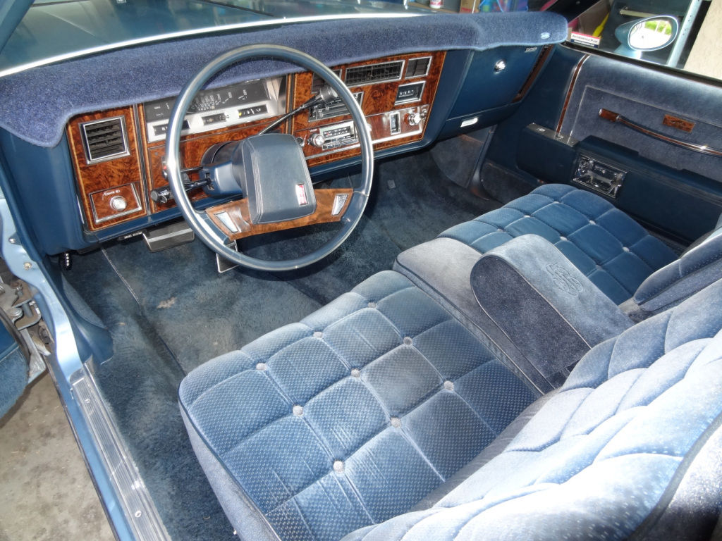 1 owner 85 oldsmobile delta 88 royale brougham coupe olds caprice eighty eight classic. Black Bedroom Furniture Sets. Home Design Ideas