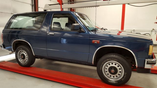 1 Owner S15 Jimmy 4x4 Chevy Blazer Classic Gmc Jimmy