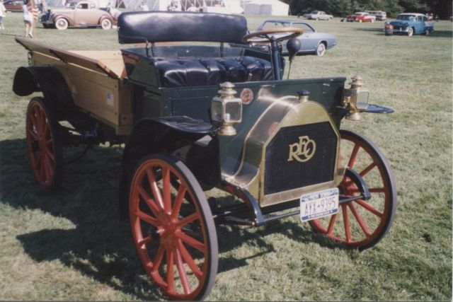 1911 REO MODEL H WAGON TRUCK BUCKBOARD - Classic Other Makes