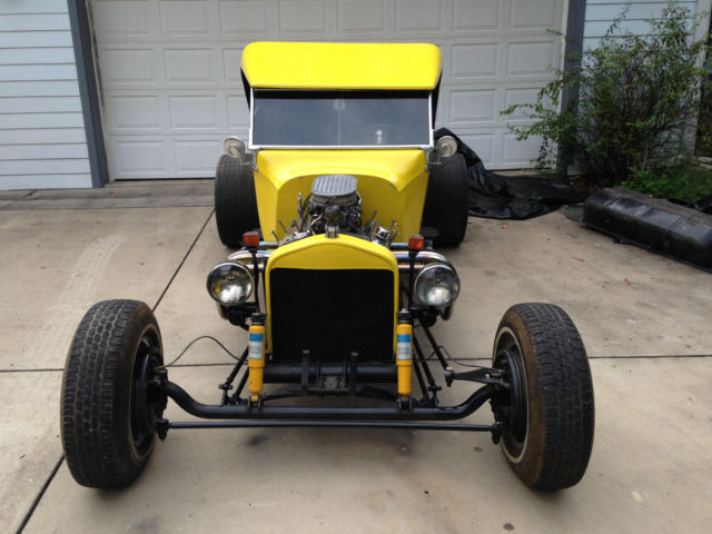 1919 Ford T Bucket Roadster Hot Rod Rat Project V 8