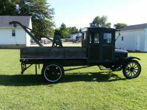 1920 ford model tt wrecker tow truck classic ford model t 1920 for sale. Black Bedroom Furniture Sets. Home Design Ideas