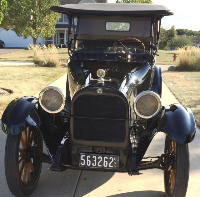 1921 Dodge Brothers Touring Car Classic Dodge Touring
