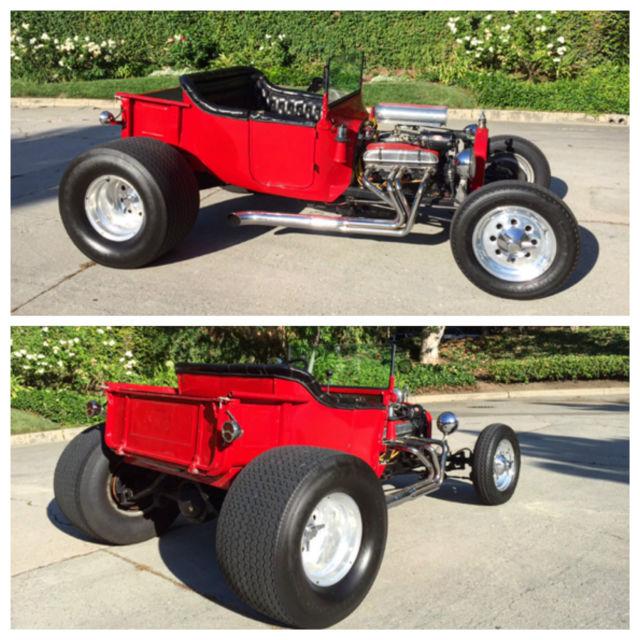1923 Ford Model T Hot Rod **ALL STEEL BODY W/DOOR** T