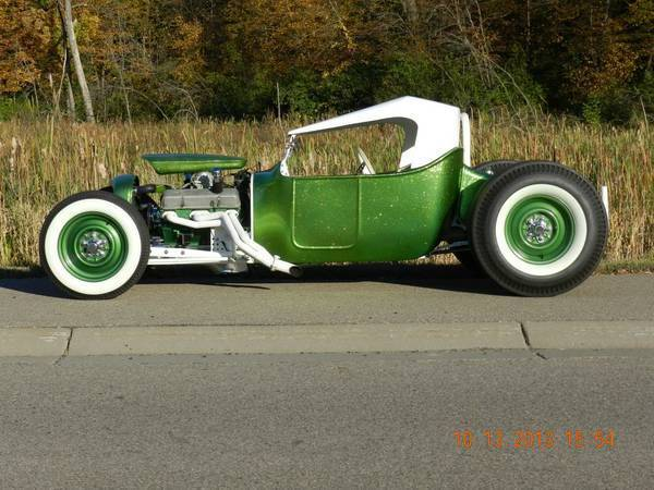 1923 Ford Model T Roadster T Bucket Hot Rod Classic Ford