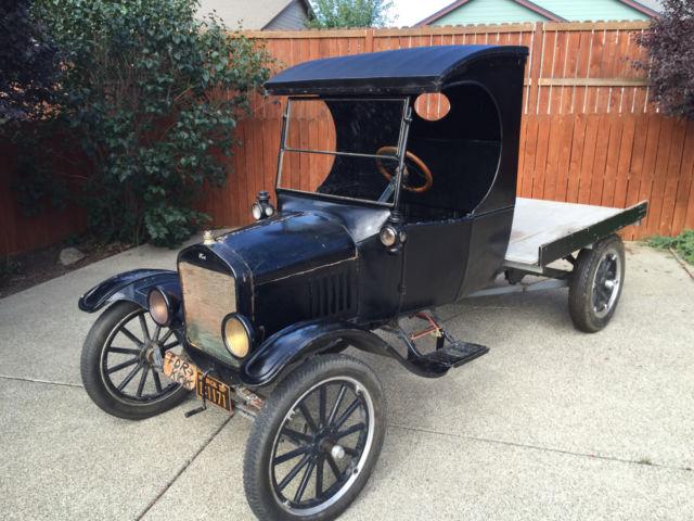 1923 ford model tt flatbed truck classic ford model t 1923 for sale. Black Bedroom Furniture Sets. Home Design Ideas