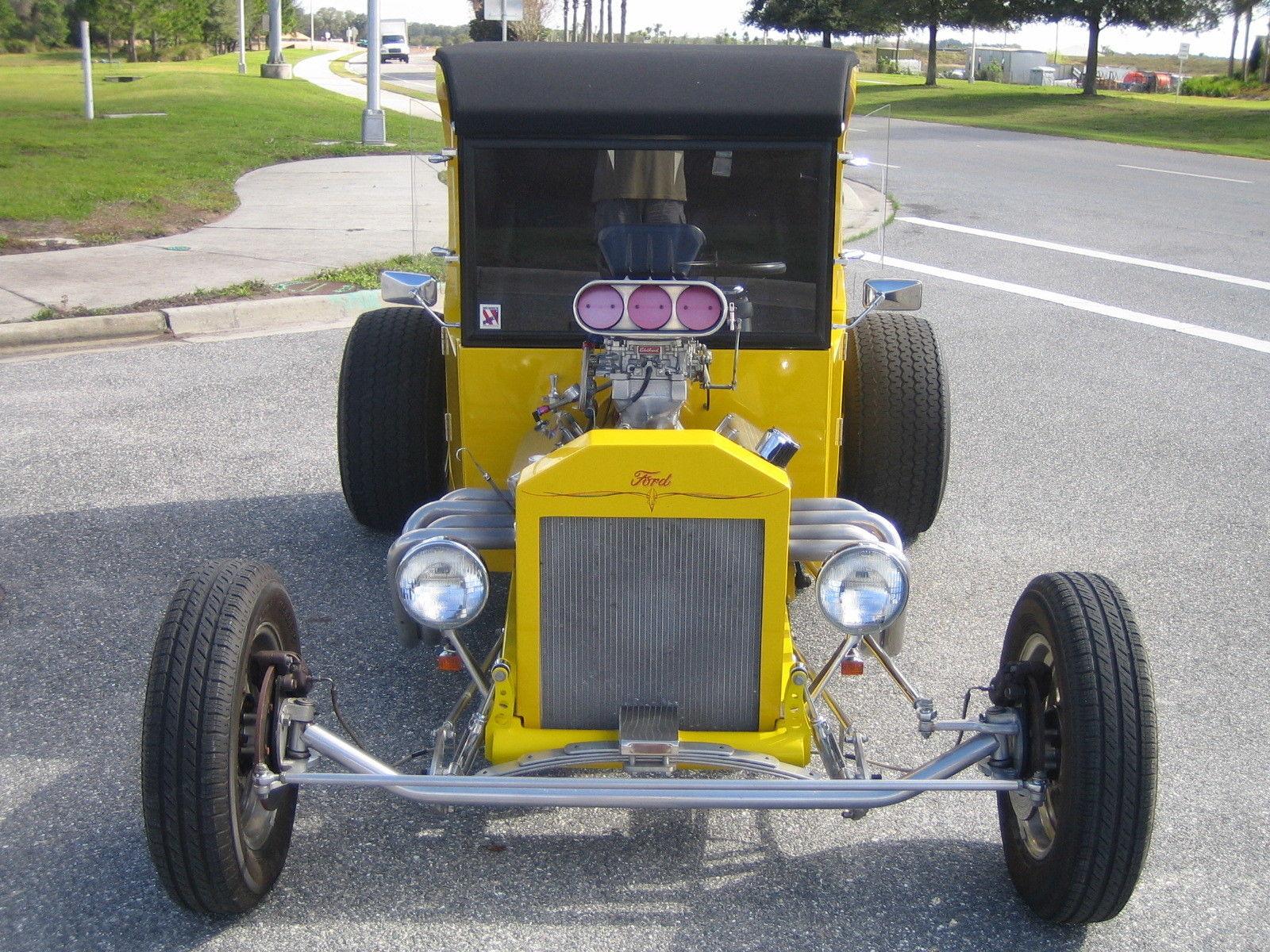 1923 Ford Street Rod C Cab Classic Ford Model T 1923