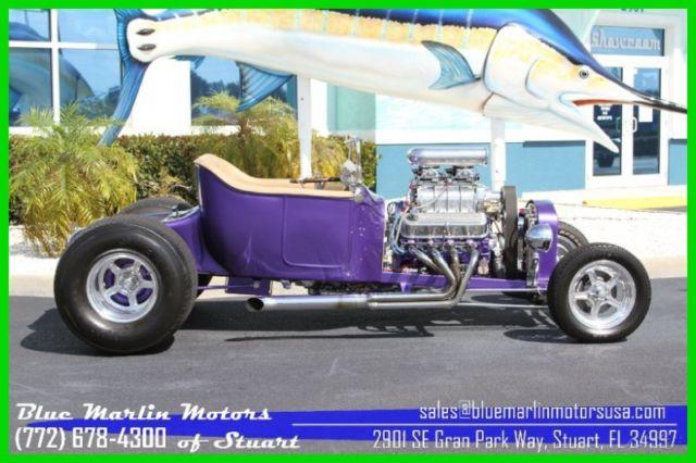 1923 Ford T Bucket, Auto, V8, 9 inch Rear, 4:11 Gears, Fully