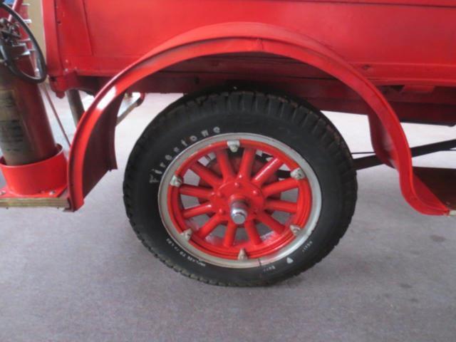 1925 Ford Model T Fire Truck American LaFrance