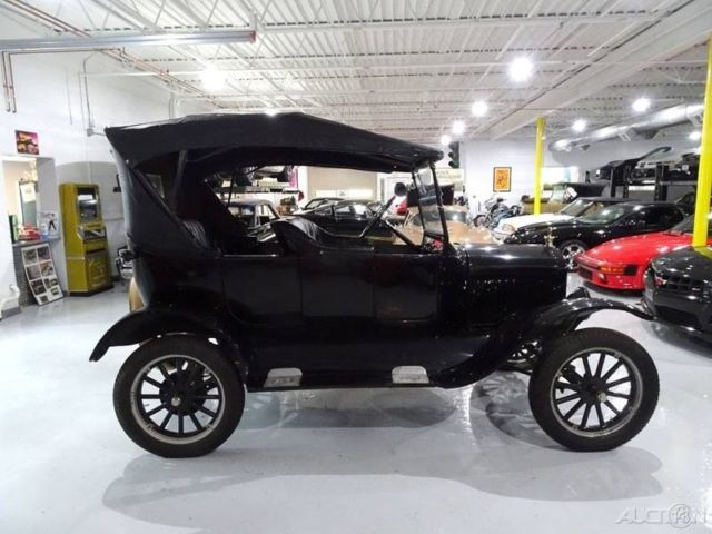 1925 Ford Model T Tin Lizzie 4-Door Open Top Low Reserve Beauty - Classic Ford Model T 1925 for sale