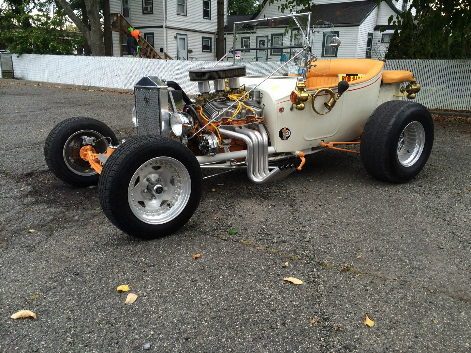 1925 Ford T-Bucket Hot Rod 348 Chevy CUSTOM - Classic Ford Model T ...