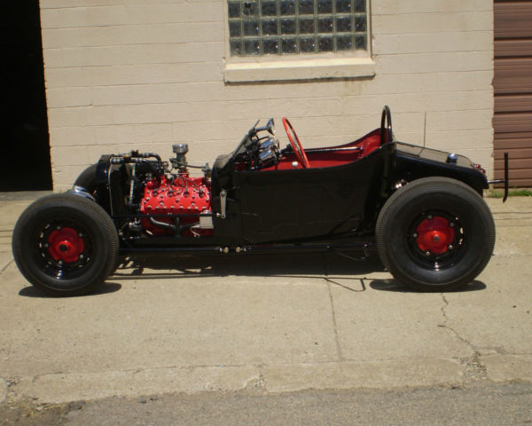 88541 1925 Model T Ford 50s Pro Touring Hot Rod Rat Rod Street Rod Road Racer Tbucket on frame vin location