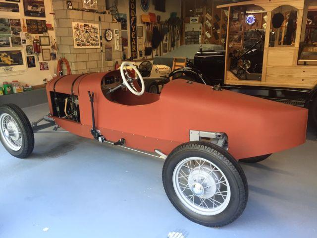 1926 Ford Model T Race Car Speedster No Reserve