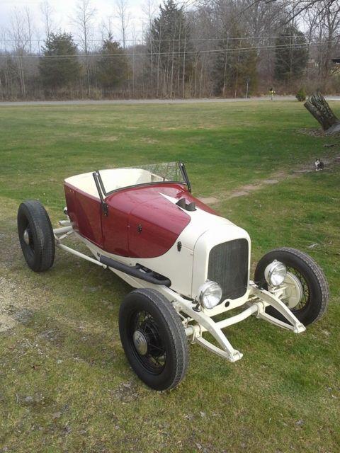 29 model t roadster