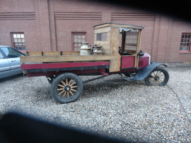 1926 ford model t truck 4 cyl engine in running condition classic ford model t 1926 for sale. Black Bedroom Furniture Sets. Home Design Ideas