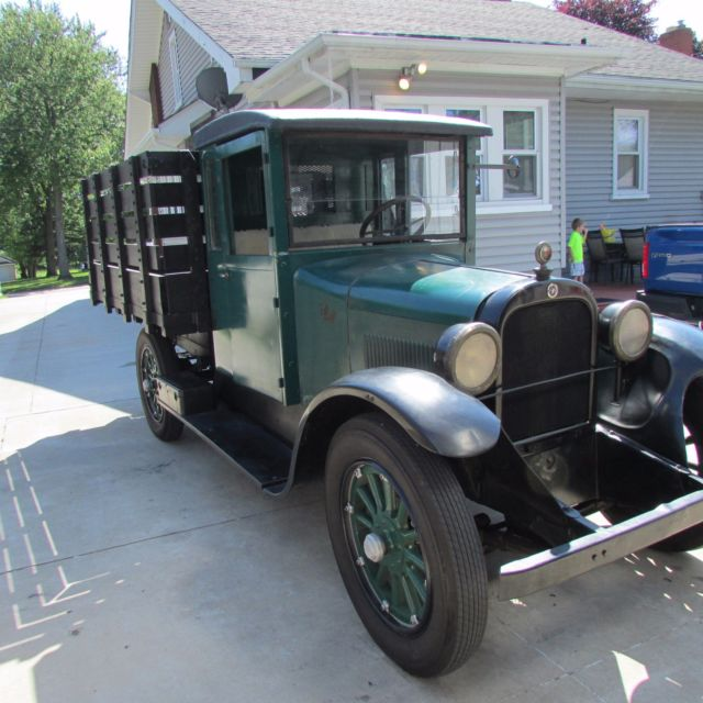 Old Pickups For Sale >> 1926 graham brothers truck dodge brothers truck graham ...