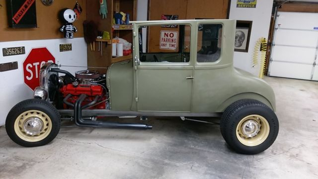 1926 Model T Coupe Hot Rod Classic Ford Model T 1926 For
