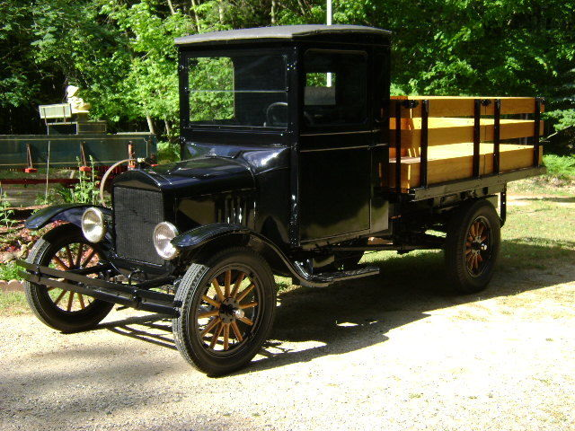 1926 model tt one ton stake truck museum quality restoration classic ford model t 1926 for sale. Black Bedroom Furniture Sets. Home Design Ideas