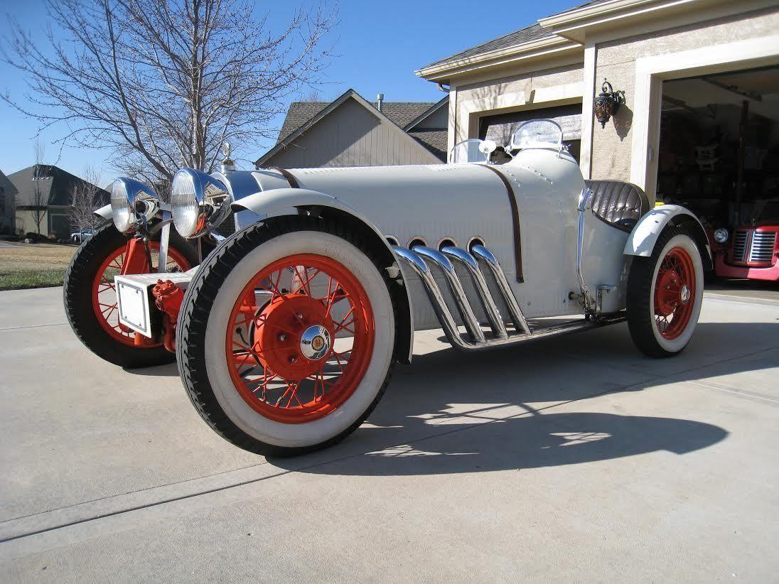 1927 Bugatti T 35 Replica Classic Replica Kit Makes