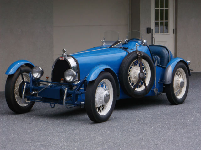 1927 bugatti type 35b replica kit car new 2110cc motor on 1968 vw chassis hotrod classic. Black Bedroom Furniture Sets. Home Design Ideas