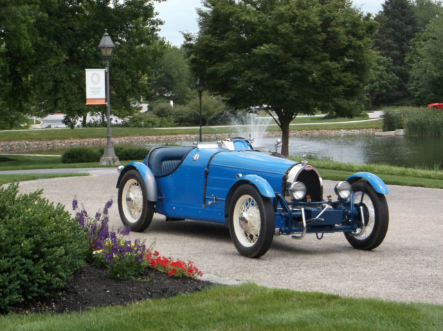 1927 Bugatti Type 35b Replica Kit Car New 2110cc Motor On