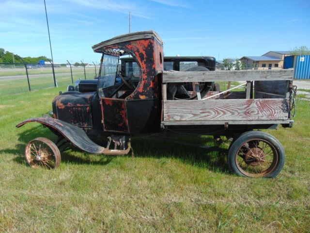 1928 model t truck