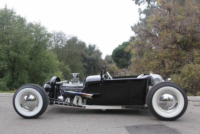 1927 Ford Model T Hot Rod Model A Roadster Chevy Classic