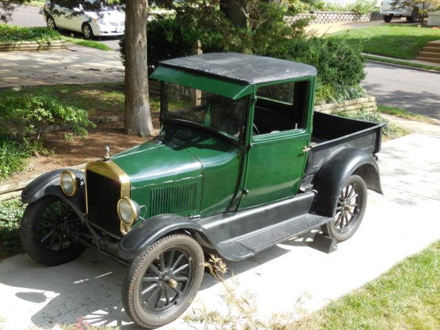 1927 ford model t pickup truck classic ford model t 1927 for sale. Black Bedroom Furniture Sets. Home Design Ideas