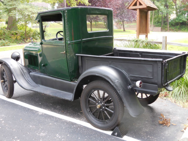 Trucks For Sale In Missouri >> 1927 Ford Model T Pickup Truck - Classic Ford Model T 1927 for sale