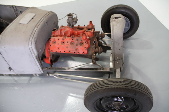 1927 ford model t roadster project