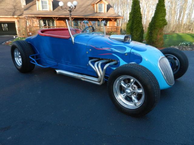 1927 Ford Roadster Model T Track Heritage AFBody ...