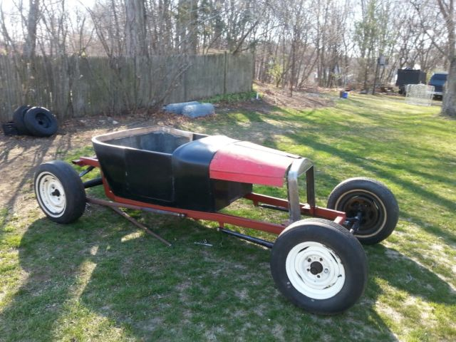 1927 Ford Roadster Pick Up Lakes Modified Hot Rod Rat Rod