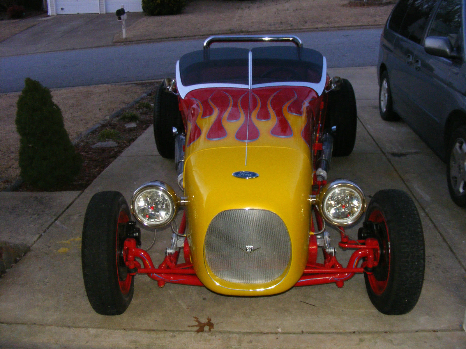 1927 Ford Track T Roadster Hot Rod Street Rod - Classic Ford Model T ...